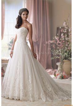 Vestidos de noiva Mon Cheri 114275 Patmore David Tutera 2014