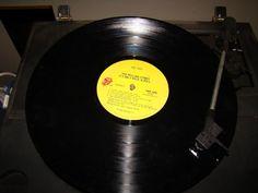 """RT @MikeSlickster Vinyl Cut:  """"It's only Rock 'n Roll (but I like it); @RollingStones - Happy #RollingStones50"""