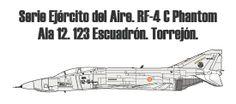 CALCAL RF-4 C PHANTOM (TORREJON) 1/32