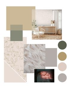This colour palette is everything 😍 Combine your neutrals and champagne pink tones with our Holden Abstract Faces Neutral Wallpaper to create a sophisticated yet artsy vibe 👀 - #iwwroom #InspoToYourHome #Interior_and_Living #HomeStyle #HomeDecor #InteriorDesign #PursuePretty #ABMatHome #MakeHomeYours #PurposeInStyle #InteriorStyling #CuratedHome #IntentionalHome #PurposeinStyle #moodboardaesthetic #iwwroom Neutral Wallpaper, Interior Styling, Interior Design, Inspirational Wallpapers, Abstract Faces, Pink Tone, Pattern Wallpaper, Contemporary, Modern