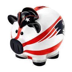 Patriots Flag Thematic Piggy Bank