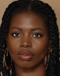 Brown Skin, Dark Skin, Cinnamon Twists, Minimalist Makeup, Facial Skin Care, Textured Hair, Lip Gloss, Photo And Video, Battle