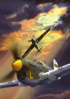 Kolacha Military Art Gallery Paintings Ww2 Aircraft, Military Aircraft, Airplane Art, Dog Fighting, Aviation Art, Military Art, Air Force, Fighter Jets, Art Gallery