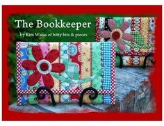 Moda Bakeshop - Bookkeeper (e-reader cover) by marsha