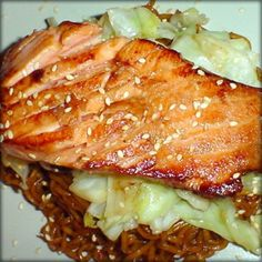 Organic Scottish Salmon Recipe