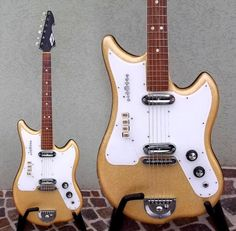 Guitar Blog: 1964 Diamond Ranger