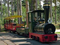 Le Petit Train...Jardin d'acclimatation in Bois de Boulogne