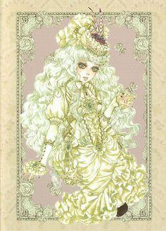 Sakizo's Original Art Book; vol. 14 - Girl meets Sweets-gelatine cheesecake