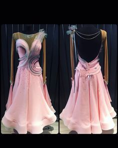 10 Tips For Ballroom Dancing For Beginner's. Learn To Ballroom Dance And Feel Your Soul Let's Learn Dancing. Latin Ballroom Dresses, Ballroom Costumes, Ballroom Dance Dresses, Ballroom Dancing, Dance Fashion, Fashion Outfits, Custom Dance Costumes, Dance Outfits, Dance Wear