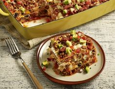 Looking for an authentic Italian recipe? Try Barilla's step-by-step recipe for Barilla® Taco Lasagne for a delicious meal! Barilla Recipes, Soup Recipes, Cooking Recipes, Beef Recipes, Dinner Recipes, Healthy Recipes, Taco Lasagna, Lasagna Noodles, Easy Lasagna Recipe