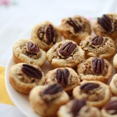 Instead of sharing conversational hearts, my little ones and loving husband will indulge in one of my favorite childhood treats -- pecan tarts. It's a recipe from my mom, only remade with less processed and more wholesome ingredients, of course.   TraditionalCookingSchool.com