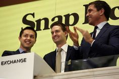 "Snapchat is facing backlash after a report that company Chief Executive Evan Spiegel said the photo-sharing app was ""only for rich people."""