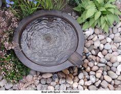 Image result for miroir jardin acier corten