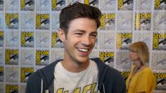 'The Flash': Grant Gustin On Crossover, Welcoming Tom Felton To The Cast - Video --> http://www.comics2film.com/the-flash-grant-gustin-on-crossover-welcoming-tom-felton-to-the-cast/  #TheFlash