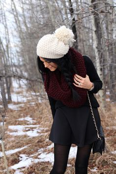 Loving beanies this winter! @conveythemoment