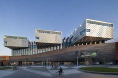 Centro cultural Eemhuis / Neutelings Riedijk Architects (Amersfoort, Holanda) #architecture