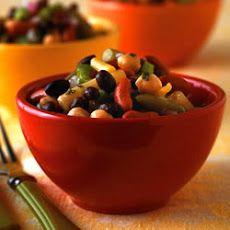 Three Bean Salad X Recipe