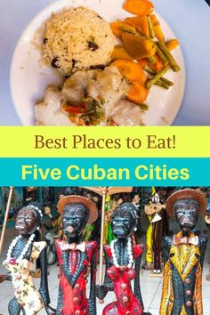 Visiting five Cuban cities including Havana, our Cuba tour introduced us to tasty Cuban food and inviting Cuban restaurants across the country. Cuba Travel, Travel Usa, Cuba Tours, Cuban Restaurant, Going To Cuba, Visit Cuba, Cuban Recipes, Best Places To Eat, Unique Recipes