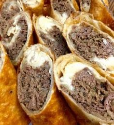 PHILLY CHEESE STEAK EGG ROLLS | How to Cook Guide