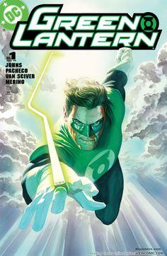 Green Lantern v4 001 (2005) ………………………. | View Comic