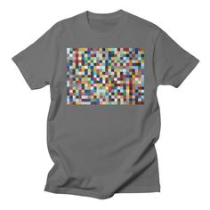 Composición cromática Men's T-shirt by diegomanuel's Artist Shop