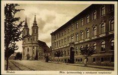 Találatok (SZO=(miskolc)) | Képeslapok | Hungaricana Louvre, History, Building, Places, Travel, Food, Historia, Viajes, Buildings