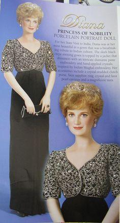 Princess of Nobility - Black gown & Sparkle Bolero $175