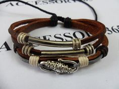 Men Women Wristband cuff bracelet friendship by accessory365, $7.50