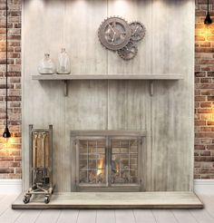 62 best fireplace doors our products images in 2019 fireplace rh pinterest com