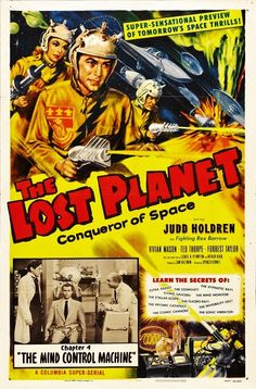 THE LOST PLANET 1951