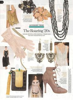 Fashion from the Roaring '20s
