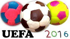 UEFA EURO 2016 Union of European Football Associations, European Football Championship: France, Deutschland, España, Portugal, Italia, England, Video for Kid...