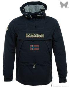 Napapijri Men's Skidoo 12 Jacket – Blue N0Y52A176 | Country Attire