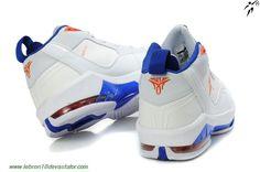 watch 5b81c b796b Shoes    Discount Carmelo Anthony Shoes - Jordan Melo M8 Knicks White