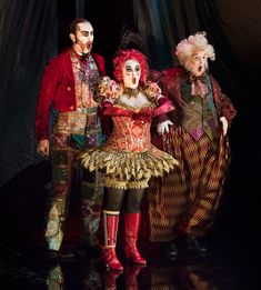 """""""Love Never Dies"""" - Costumes of a freakshow"""