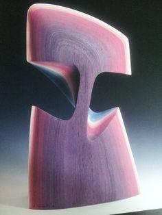 Mangiarotti sculpture with Alpi Wood
