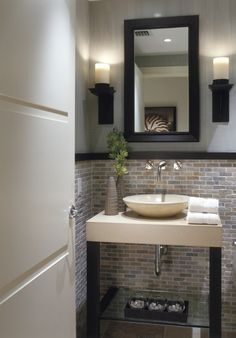 Powder Room / Half Bath