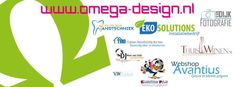 Al meer dan 80 bedrijven en organisaties hebben hun grafische vormgeving en/of drukwerk laten verzorgen door Omega Design! Bedankt voor de samenwerking #trots