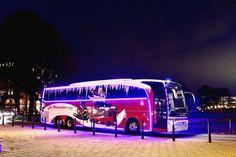 Mercedes-Benz Christmas Travego – Siêu phẩm dành cho dịp Giáng sinh - TPauto.com.vn