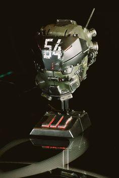 3d printed tactical helmet from Black Ops III