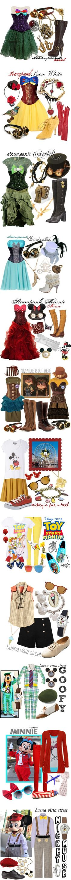 Disney Inspired by princesschandler on Polyvore featuring Alexander McQueen, Warehouse, Swarovski, Lanvin, 7 For All Mankind, US Fairytailes, Bettye Muller, Disney Couture, Philosophy di Alberta Ferretti and Marc Jacobs