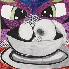 Still Life of Fruit Bowl