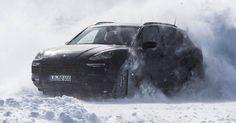 #Tech Watch Porsche put the new 2018 Cayenne through its paces - Roadshow #Crestron