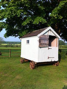 Norfolk shepherds hut