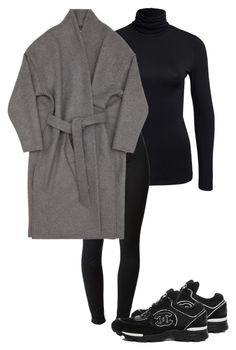 """Untitled #361"" by victoria-mathiasen ❤ liked on Polyvore featuring SELECTED, J Brand and Totême"