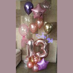 13th Birthday Party Ideas For Girls, Teen Girl Birthday, Neon Birthday, Birthday Goals, 13th Birthday Parties, 10th Birthday, Birthday Photos, Birthday Wishes, Birthday Balloon Decorations
