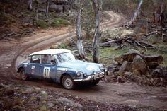 https://flic.kr/p/ngZryh   Citroen DS21 (Bianchi/Ogier) London-Sydney Marathon 1968   The Bianchi Citroen was a clear leader on this final competitive stage from Numeralla to Hindmarsh Station. There were only easy transport stages then until the finish in Sydney. The Citroen had excelled on the rough, outback roads of Australia as other competitors, including Roger Clark in a very fast Cortina Lotus, succumbed to mechanical problems.