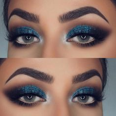 The Makeup Perfect Smokey Eye pentru forma ta ochi