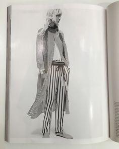 Babouches white and black striped Lina Audi for Liwan coton satiné Vogue Paris Mars 2016 photographer Christian MacDonald styliste Veronique Didry Showcase Design, Vogue Paris, Mars, Audi, Outfit Ideas, Beirut, Personal Stylist, Cotton, March