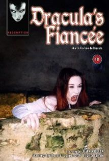 Draculas Fiancee (2002) | » Horror DVDs    French vampire horror in which director Jean Rollin, best known for the series of erotic, gothic vampire films he made in the 1970s, returns to that style in this tale of a Van Helsing-like professor and his assistant who venture into a parallel universe, filled with wolf-women, witches and baby-eating ogresses, to search for Count Dracula (Thomas Desfosse) and put a stop to his vampiric rule.